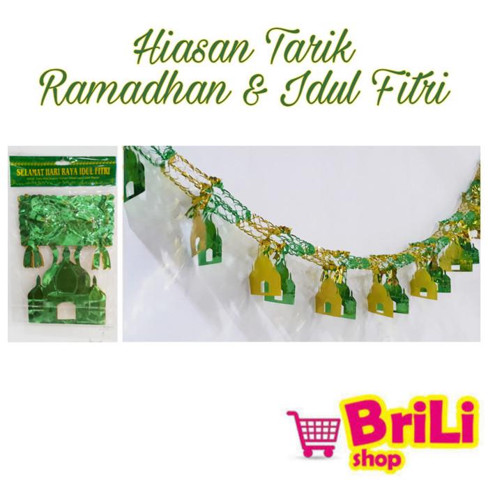 Jual Hiasan Puasa Ramadhan Idul Fitri