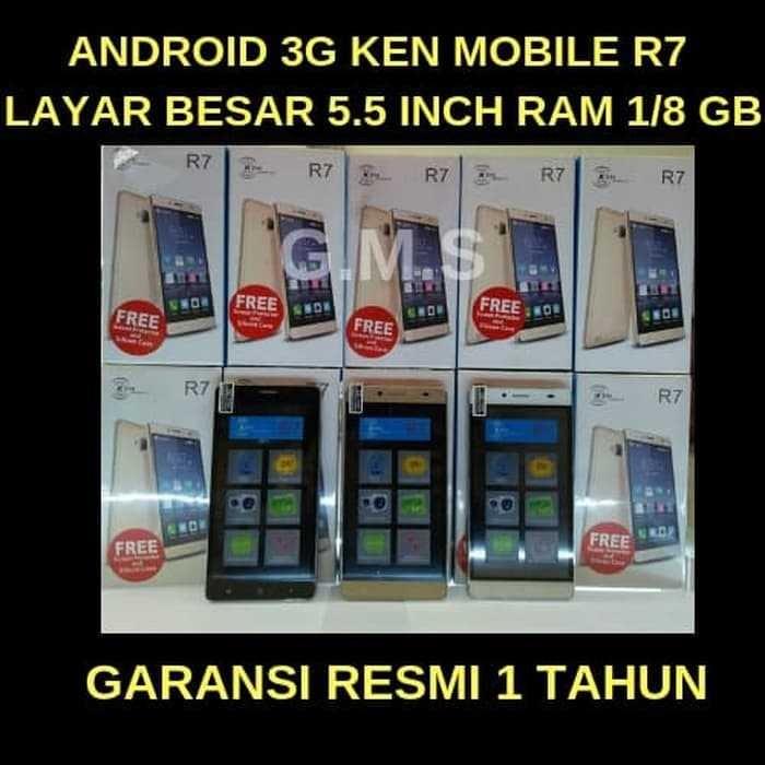Jual AYO  ! Android Termurah Citycall Ken 3G Mobile R7 5 5 Inch - DKI  Jakarta - bisnisoranghebat   Tokopedia