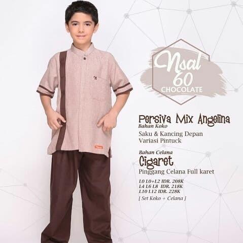 Baju Muslim Anak Laki2 9