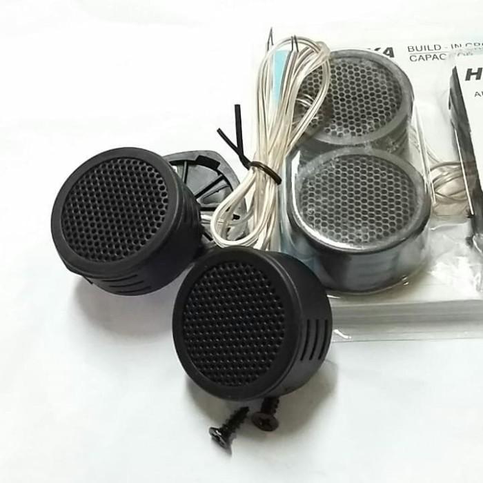 harga Speaker tweeter mobil mini clear Tokopedia.com