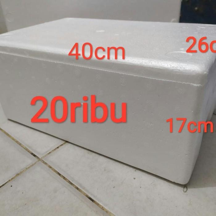 Foto Produk Styrofoam Box dari Reika Handojo