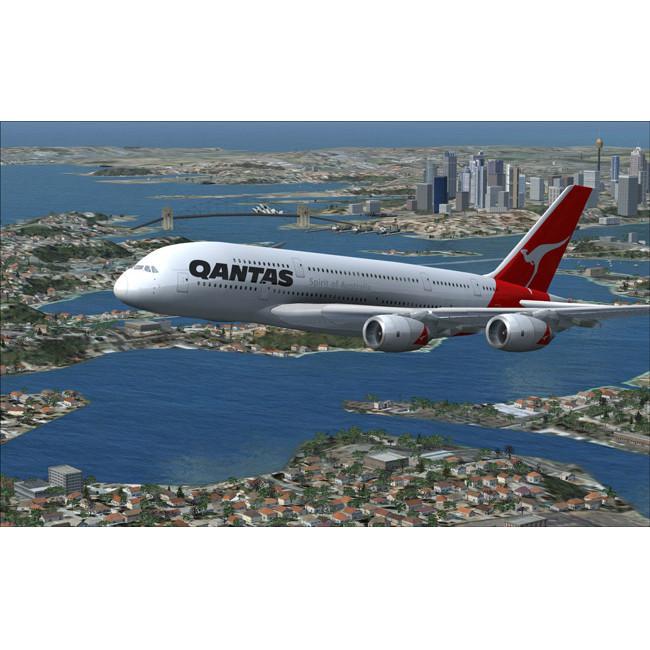 Jual Wilco Airbus A380 v2 - FSX Addon - Kota Yogyakarta - Alpha Test    Tokopedia