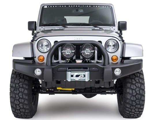 Jual Aev Bumper Front Jeep Wrangler Rubicon Jk Dki Jakarta Megaso Tokopedia