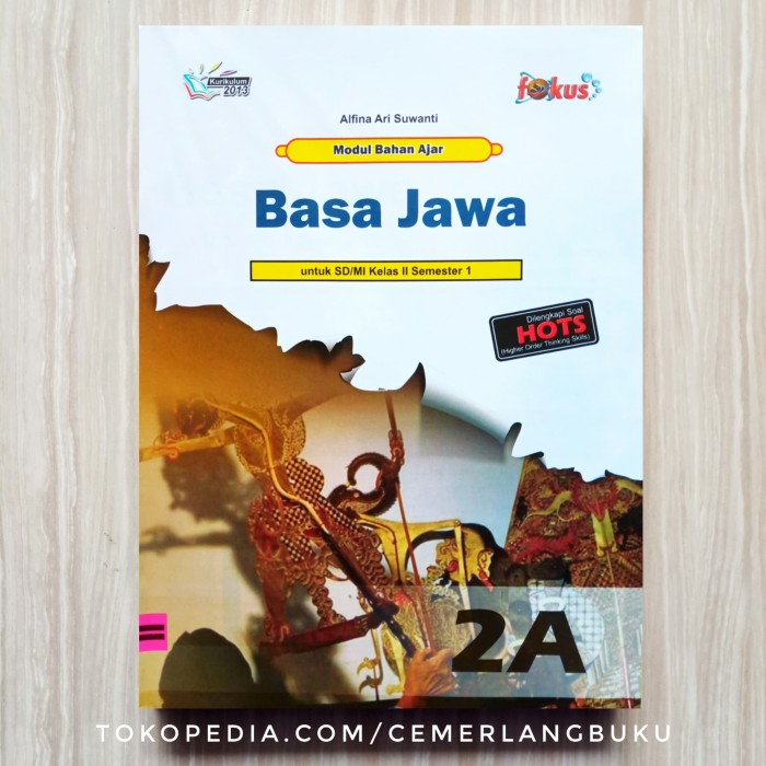 Kunci Jawaban Lks Bahasa Jawa Kelas 5 Semester 2 Hal 15 ...
