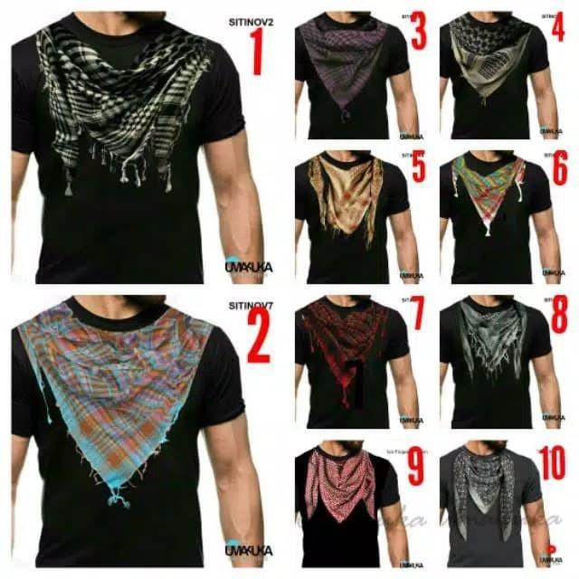 Jual Kaos Islami Scarf Motif Sorban 3d Fullprint Ready Anak Dan Dewasa Hitam Xs Kota Bandung Kaos 3d Bandung Grosir Tokopedia