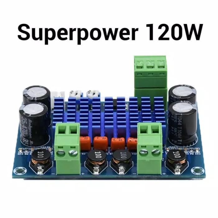Jual TPA3116D2 120W x 2 Audio Amplifier Class D Amplifier Kit - Kota  Yogyakarta - Fortuna Jogja | Tokopedia