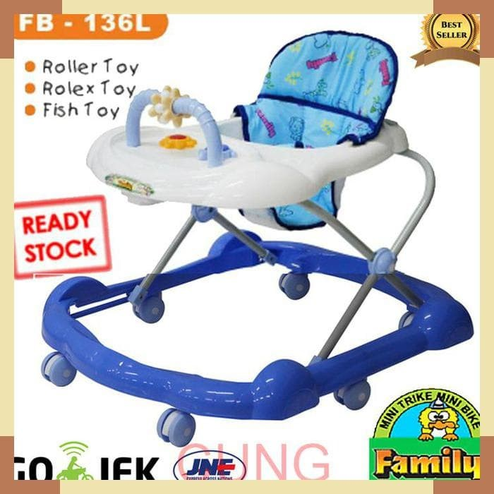 Sepeda Baby Walker Family - SEPEDAPUL