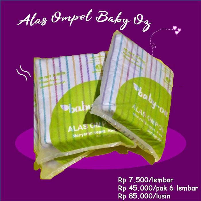 harga Alas ompol baby oz | kain alas bayi | lap ompol lusinan Tokopedia.com