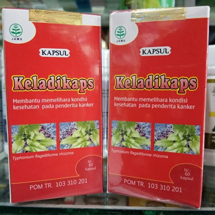 Foto Produk KELADI KeladiKaps 60 kapsul Keladi To Tazakka dari harga grosir 01