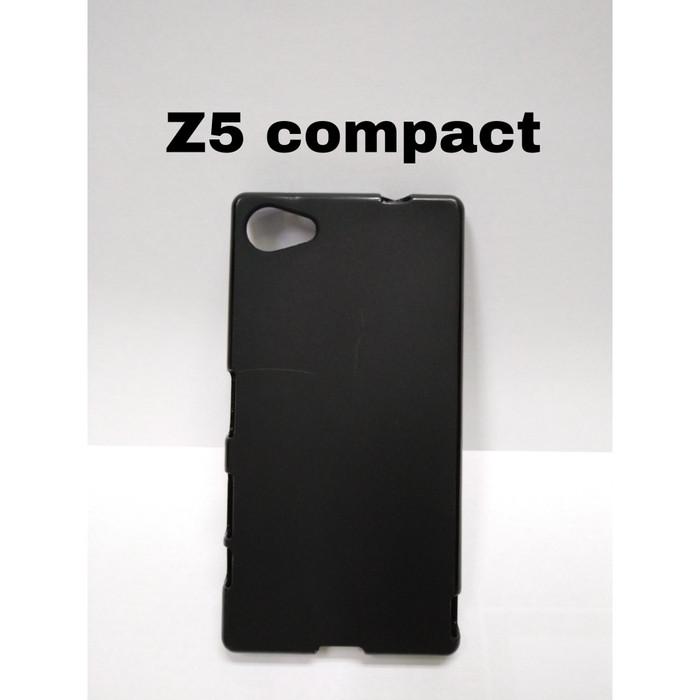 Foto Produk Case Silikon Casing Sony Xperia Z5 Compact / Mini Global dari Onestop Acc