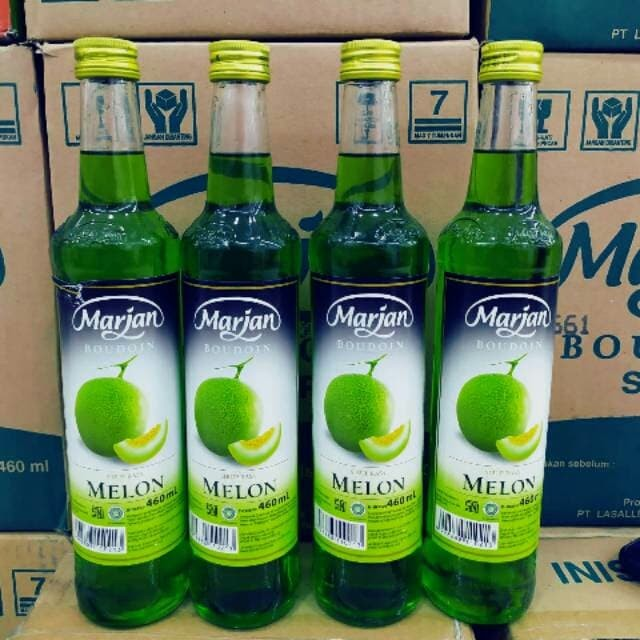 Jual Sirup Marjan Melon 460ml Syrup Jakarta Utara Toko Ass