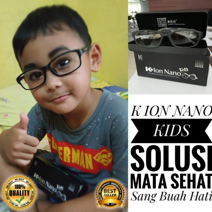 Jual K Ion Nano Kaca Mata Kesehatan Original Product Hati