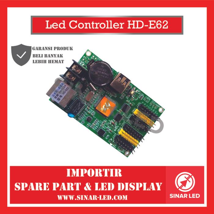 Foto Produk Led Controller HD-E62 dari sinar led
