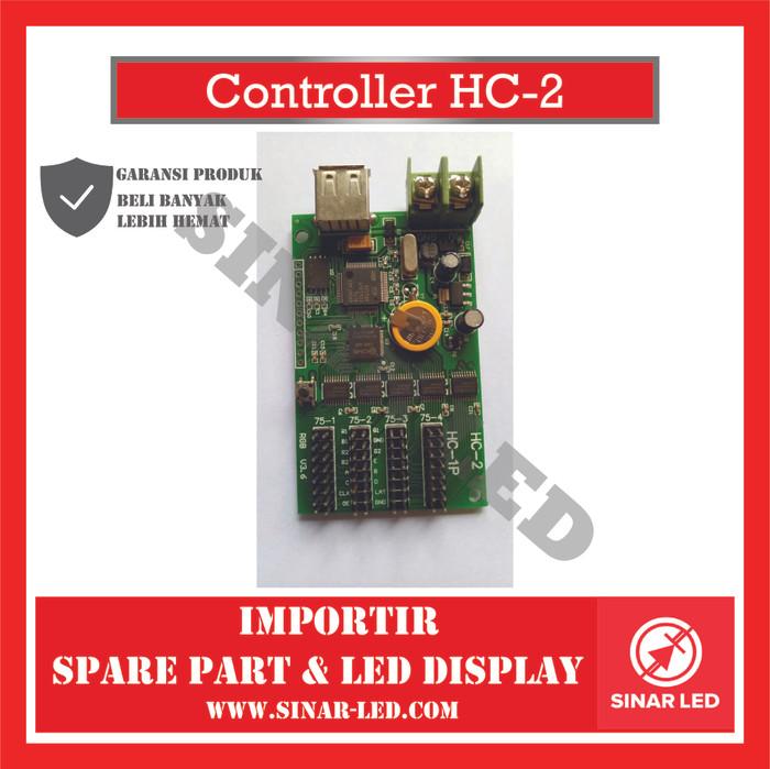 Foto Produk Controller HC-2  dari sinar led
