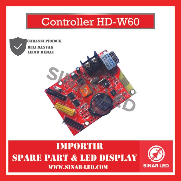 Foto Produk Controller HD-W60 dari sinar led