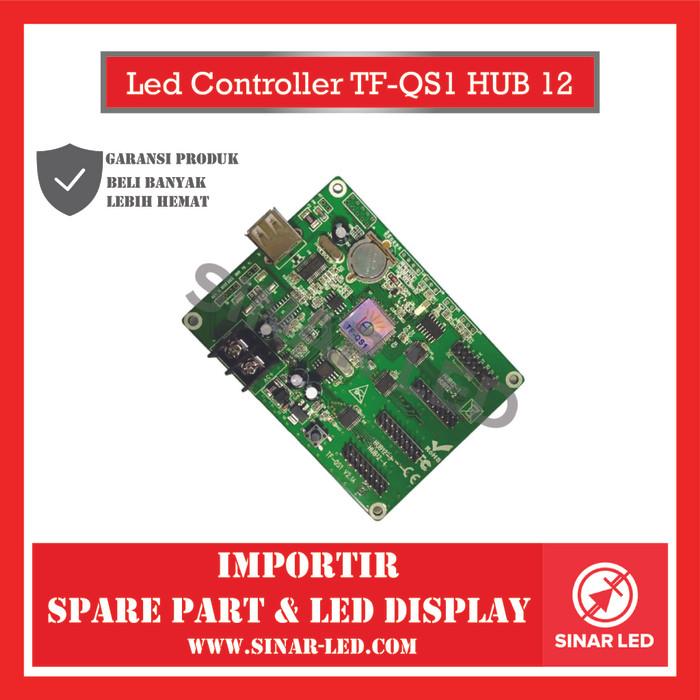 Foto Produk Led Controller TF-QS1 HUB 12 dari sinar led