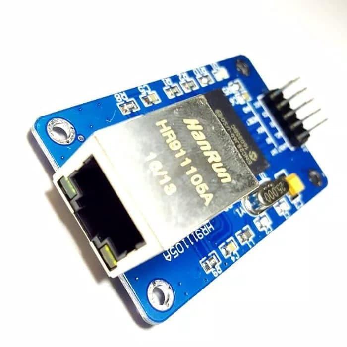 Jual Modul ENC28J60 LAN Ethernet Shield Network Board SPI Interface Arduino  - Kota Medan - Decris shop | Tokopedia