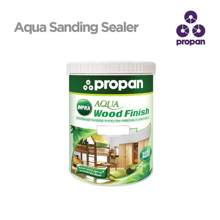 Foto Produk PROPAN IMPRA AQUA SANDING SEALER CLEAR 1L dari Toko Cat Propan