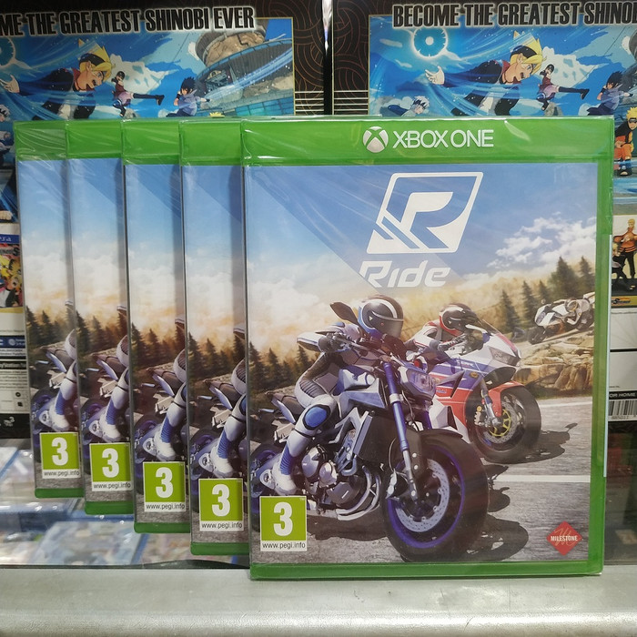 Jual Ride Xbox One - Jakarta Pusat - Ultimated Games   Tokopedia
