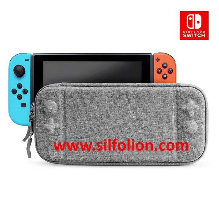 Foto Produk Nintendo Switch Hard Pouch Protector Carry Case Bag Travel Tas dari VenTIi Games