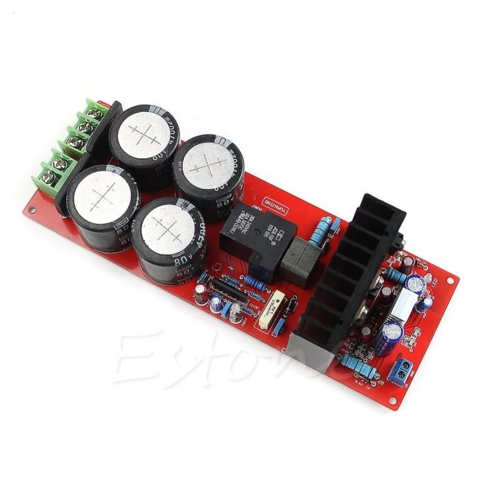 Jual 30A IRS2092 IRFB23N15D class D Amplifier Board / Mono / - Kota  Surabaya - Digger_Store   Tokopedia