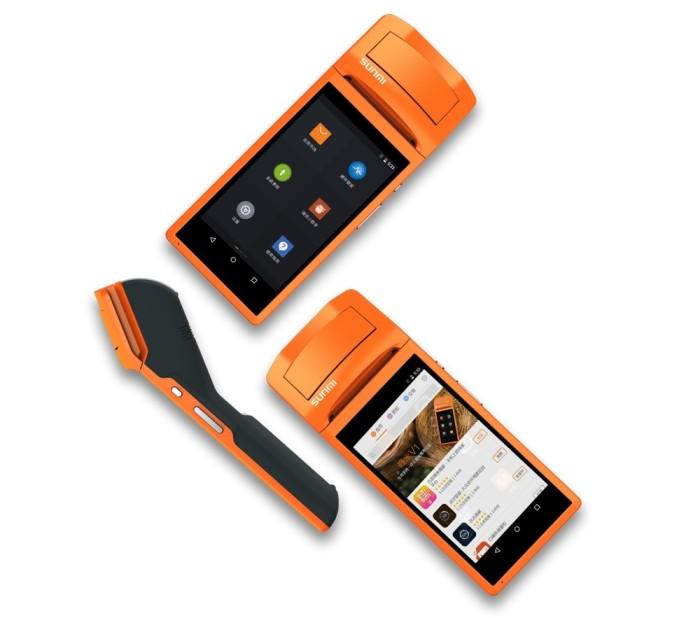 Jual Free SDK Sunmi Android Mini Mobile Pos Thermal Printer Handheld POS -  Kota Surabaya - Luxury__Store   Tokopedia