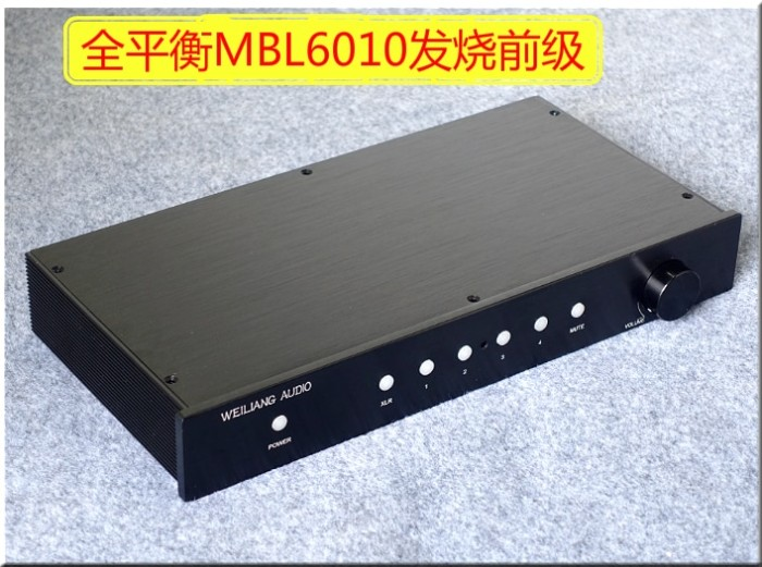 Jual Breeze Audio MBL6010 Pre-Amplifier DAC Preamps full balanced version -  Kota Surabaya - Teris Store | Tokopedia