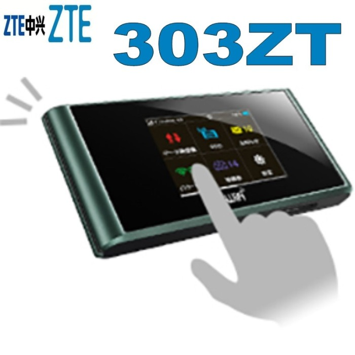 Jual ZTE Softbank 303zt LTE 4G WiFi pocket router unlocked - Kota Surabaya  - Yusin Store | Tokopedia