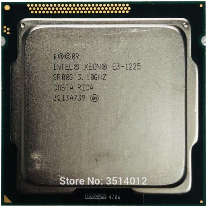 Jual Intel Xeon E3-1225 E3 1225 3 1 GHz Quad-Core CPU Processor 6M 95W -  Kota Surabaya - Eleven__Store | Tokopedia