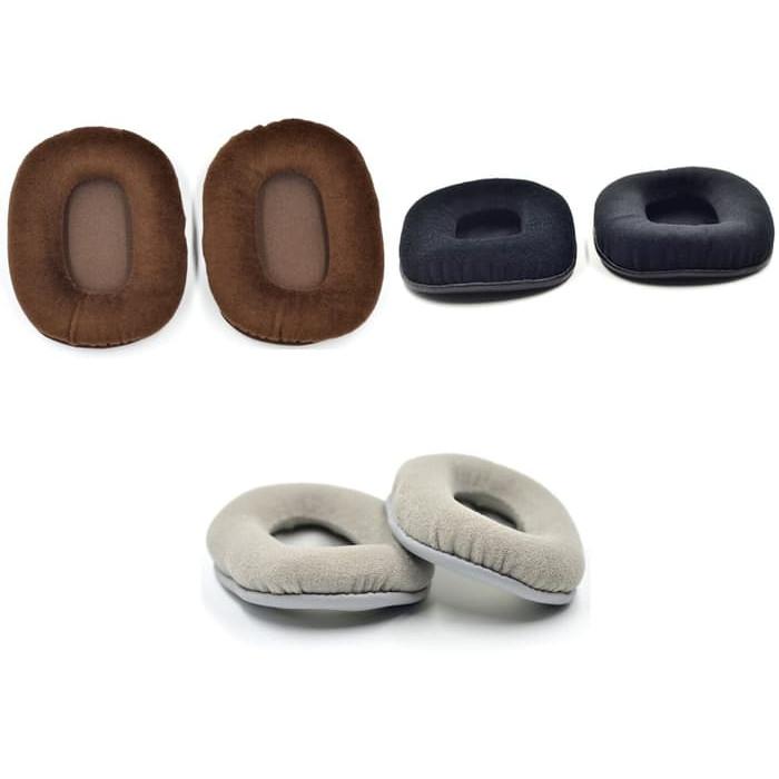 Jual Earpad Velour Velvet Busa Ear Pads ATH MSR7 M50 M50X M30 M40 Pad Kain  - Kab  Bangka Barat - citrusification | Tokopedia