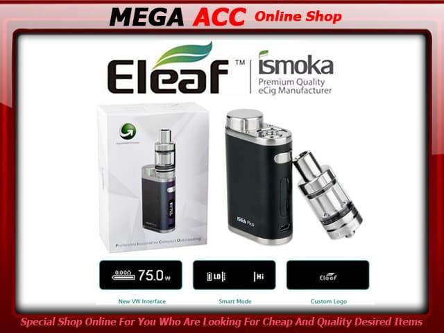 Jual Teleaf Istick Pico 75w Temp Control Full Kit - DKI Jakarta - Mega Acc  | Tokopedia