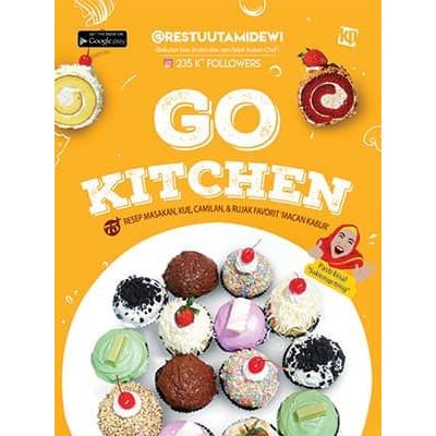 harga Go kitchen resep makanan lengkap. @restuutamidewi instagram masak Tokopedia.com