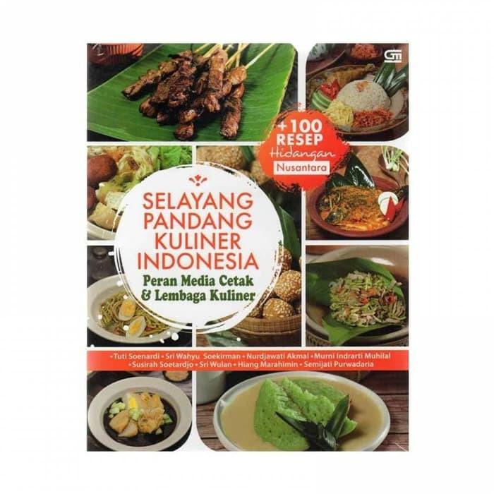 harga Selayang pandang kuliner indonesia tuti soenardi Tokopedia.com