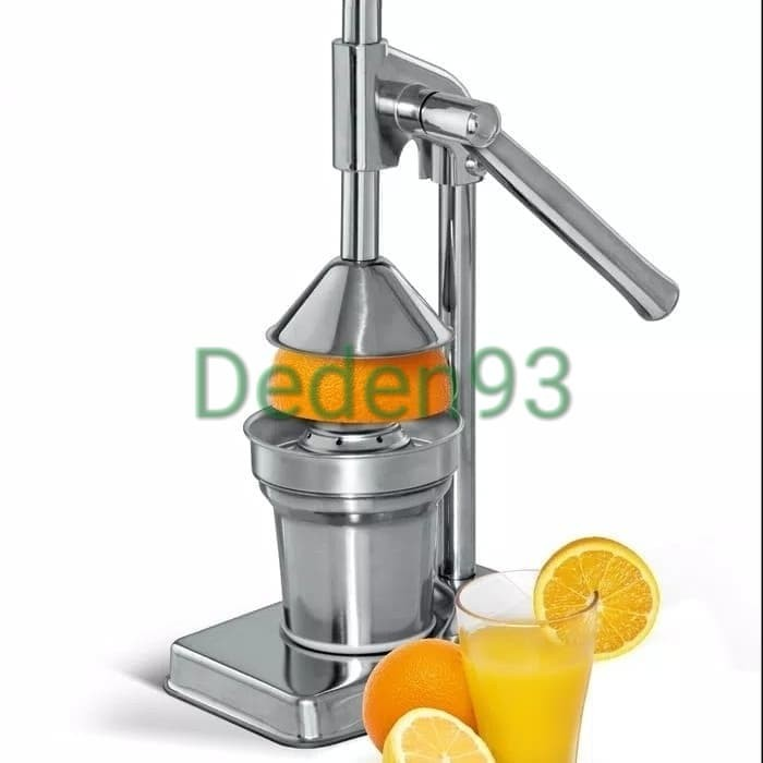 harga Alat pemeras jeruk manual - pemeras jeruk stainless / manual juicer Tokopedia.com