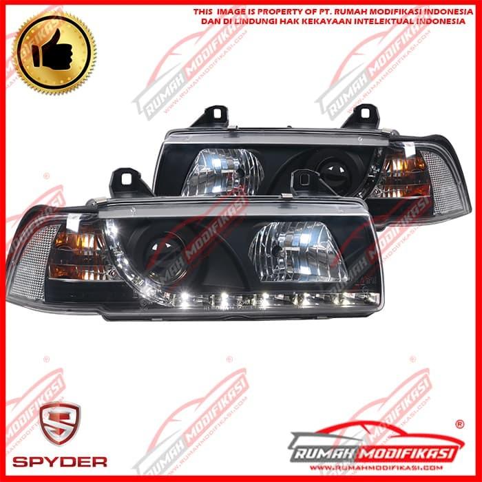 harga Headlamp - bmw e36 1991-1998 - sonar - led - projector Tokopedia.com