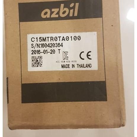 Jual Temperature controller AZBIL C15MTR0TA0100 SDC15 ORIGINAL - DKI  Jakarta - Raspberry Pi Distributor   Tokopedia