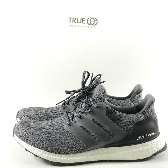 Jual Adidas Ultra Boost 3.0 Mystery Grey 100% Original DKI Jakarta True OG Kicks OS | Tokopedia