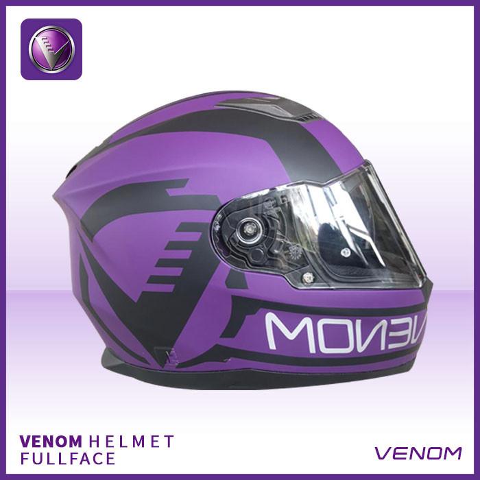 Jual VENOM Helm FULL FACE - Jakarta Utara - Venom Audio - OS   Tokopedia