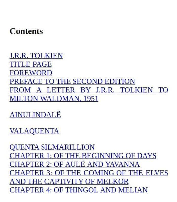 Quenta Silmarillion Pdf