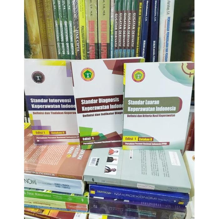 Foto Produk Paket Buku SDKI SIKI dan SLKI - SDKI PPNI SIKI PPNI SLKI PPNI dari Ampera Book