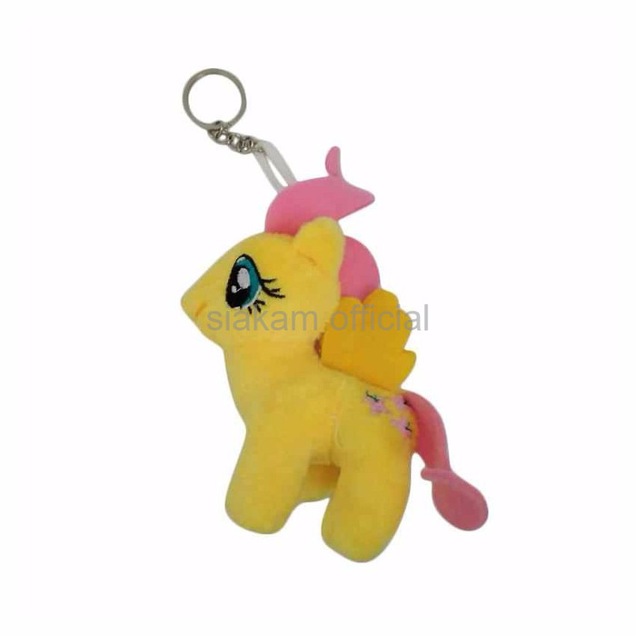 Foto Produk MAINAN BAYI MAINAN IMPORT 0940010066 My Little Pony Boneka Gantungan dari Siakam Official