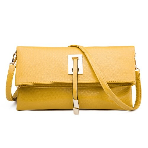 Foto Produk Ready Stok-JT66618-yellow Tas Selempang Mini Fashion Import Wanita dari AlMirah Olshop