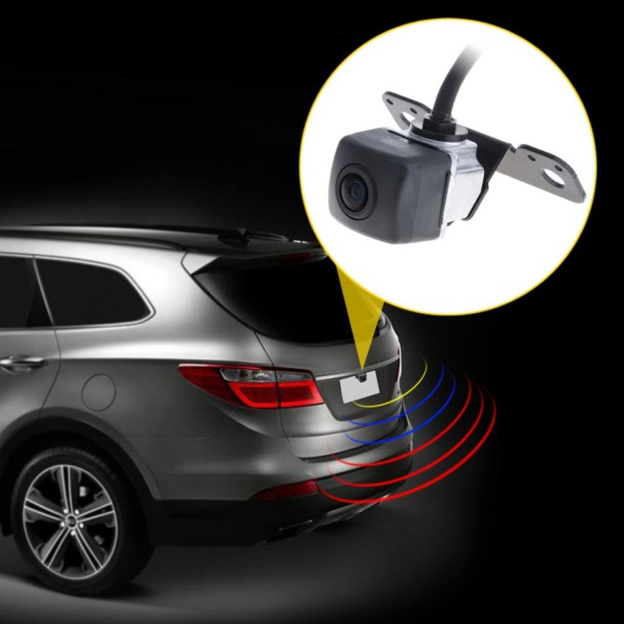 Premium 95760-2W000 Rear View Camera For Hyundai Santa Fe 2013-2015
