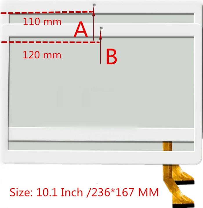 Jual Black White 10 1 I for mediatek Tab ZH960 3G 4G Capacitive touch -  Kota Surabaya - Lancel Store   Tokopedia