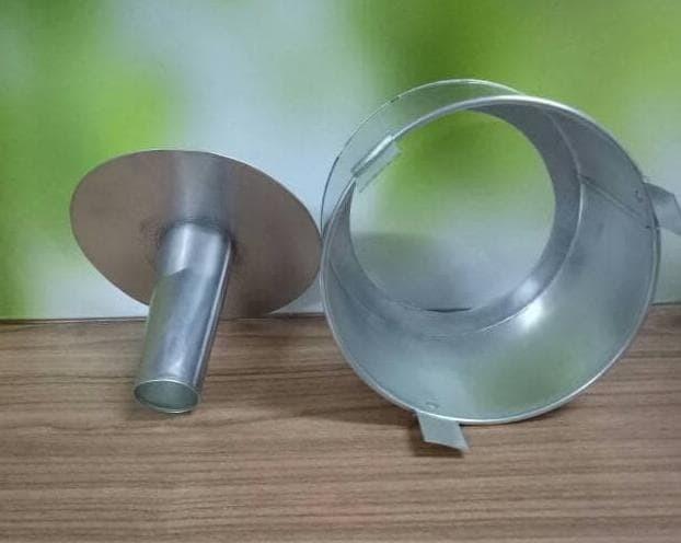 Foto Produk Hot Produk Loyang Kue Chiffon / Sifon / Chifon Lurus D= 22 Cm dari Cokorda Mira shop