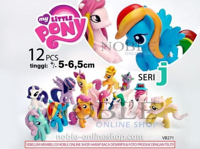 Jual Little Pony Figure 12pcs Seri J Rainbow Dash Kuda Poni Lucu Cute Kab Bogor Kelola Jaya Tokopedia