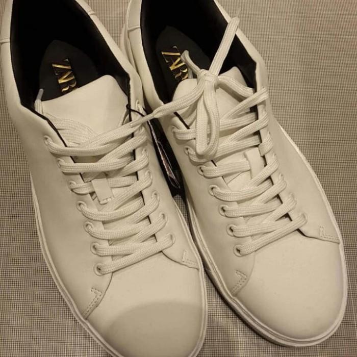 Jual Sepatu Pria Zara Original Sneakers Men Shoes Jakarta
