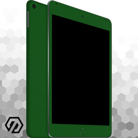 harga [exacoat] ipad mini 5 (2019) 3m skin / garskin - true colors - emerald green Tokopedia.com
