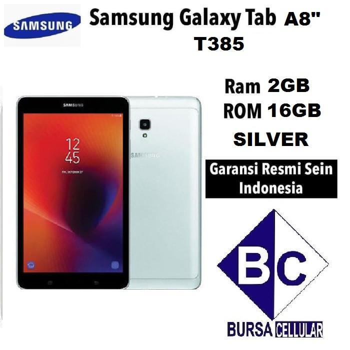 harga Samsung galaxy tab a8  2017 t385 2gb / 16gb - silver Tokopedia.com