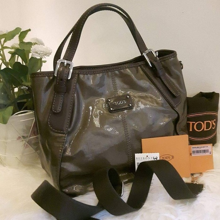 Foto Produk TOD'S GLINE SACCA Mini Branded Authentic Bag dari PIKOE NIKOE